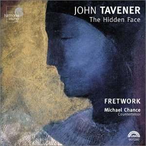 John Tavener: The Hidden Face CD cover