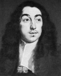 Composer Matthew Locke